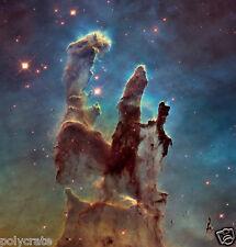 Photo Nasa - Hubble - Nébuleuse de l'Aigle M16 - Piliers de la création