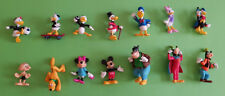 Panini 90 Jahre Micky Maus Sticker Story alle 14 Figuren komplett aus Flowpack