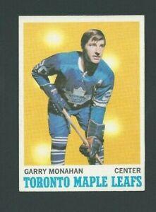 1970-71 Topps #112 Garry Monahan