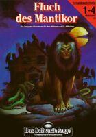 Das Schwarze Auge - Fluch des Mantikor (remastered)  - (DSA, Ulysses) 101003001