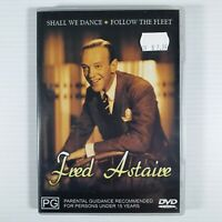 Fred Astaire : Shall we Dance / Follow the Fleet - DVD - Region 4