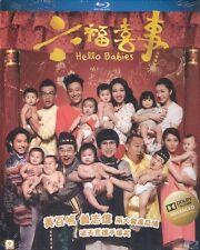 Hello Babies Blu Ray Ronald Cheng Eric Tsang Sandra Ng Fiona Sit NEW R0 Eng Sub
