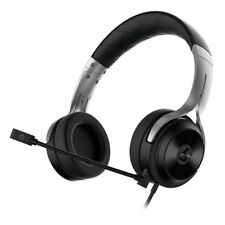LucidSound Ls20 Powered Gaming Wired Multi-platform Headset White