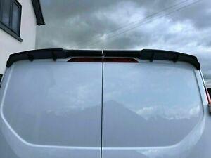 Ford Transit Custom barn doors roof spoiler Extreme