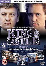 King and Castle - Series 1 - Complete (DVD, 2011, 2-Disc Set) Thames TV