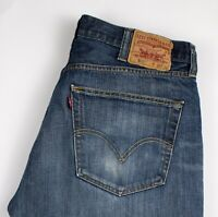 Levi's Strauss & Co Hommes 501 Jeans Jambe Droite Taille W38 L34 AKZ451
