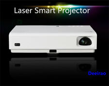 6000LED Lumens Home Theater DLP Laser Projector 3D Wifi 1080P Full HD 1080P HDMI