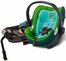 Cybex Aton Q Infant Baby Car Seat & Base w/ Load Leg Hawaii NEW