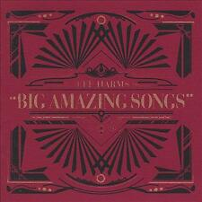 JEFF HARMS - BIG AMAZING SONGS - CD, 2004