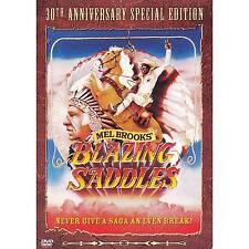 Blazing Saddles 30th Anniversary Special Edition Region 1 DVD