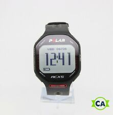 Polar Rcx5 Heart Rate Monitor Watch Set w Chest Strap Black