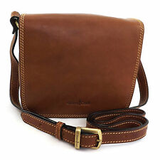 Gianni Conti Flap Front Shoulder Bag - Style: 913183 - Italian leather - BNWT
