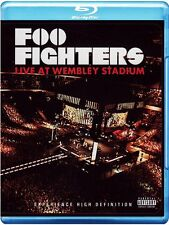 FOO FIGHTERS LIVE AT WEMBLEY STADIUM BLU-RAY ALL REGIONS NEW