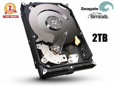 "Seagate Barracuda 2000GB (2TB) Internal Hard Drive 3.5"" 7200rpm 64MB Cache 6Gb/s"