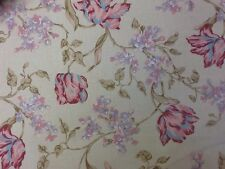 Next Designer Curtain Fabric Lilac By The Metre