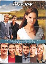 COFFRET DIGIPACK 6 DVD ZONE 2--DAWSON--INTEGRALE SAISON 6
