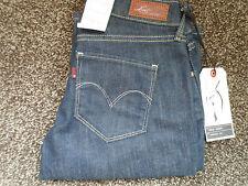 Levi's Indigo, Dark wash Plus Size Jeans for Women