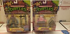 TMNT Classic Collection KRANG & FOOTSOLDIER action figure 2013 ToysRUs NEW