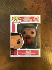 FUNKO POP! MOVIES: Baby Driver - Bats [New Toys] Vinyl Figure
