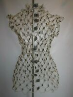"""Dritz """"My Double"""" Vintage Adjustable Dress Form With Adjustable Stand"""