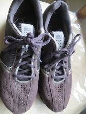 Women's Nike N X Shox Brown Running Tennis Shoes -- Size 8 1/2