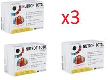 Nutrof Total 30-60-120 caps - comfortable vision, lutinea, Omega-3, VITAMIN D3