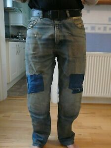 Motor Bike Armoured Jeans