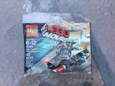 NEW The LEGO Movie Super Secret Police Enforcer Polybag Set 30282 Robot Retired