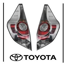 Genuine Toyota Prius C 2012 -2014 Right and Left Rear Tail Light Assembly Set