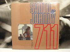 SANTO & JOHNNY - 711 LP SIGILLATO NEW SEALED 1973 1st ITA PRESSING SEXY COVER