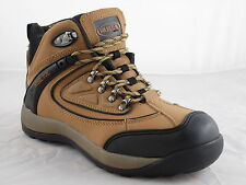 Mens Safety Work Boots Steel Toe Cap Ankle Hiker Sizes 7 8 9 10 11 12 13 NEW