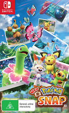 New Pokemon Snap Switch Game NEW