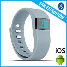 Original TW64 Smart Band Watch Sport Montre Horloge Bluetooth Android iOS Grey