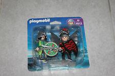 Playmobil blister 4912 2 Ritter nuevo/en el embalaje original misb