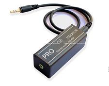 3.5 Audio Isolator, Noise Elimination, AUX Noise Reduction Anti-jamming Device