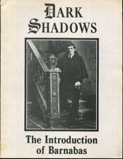 Dark Shadows: the Introduction of Barnabas
