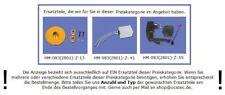 Piezas de repuesto hm-083 (2801) - z-13 41 55 Walkera Dragonfly helicóptero heli 83#
