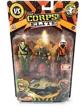 The Corps! Elite New Arrival TITAN, RECOIL & CONDOR 2018 Lanard Toys NEW
