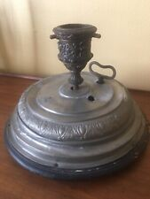Antique German Rotating Musical Christmas Tree Stand