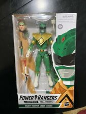 Power Rangers Lightning Collection Mighty Morphin Green Ranger *In Hand*