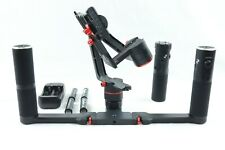 Feiyutech a2000 3-Axis Stabilizer DUAL Handle Gimbal for Cameras -BB 977-