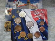 SLOVACCHIA 2009  DIVISIONALE 8 MONETE FDC - ORIGINALE BU SET SLOVAKIA