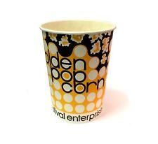 Popcorn Cups / Tubs, 32oz Retro Design, Heavy Duty, Case of 500