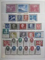 DDR ** kompl. Sammlung 1949/90