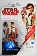 L001474 Star Wars The Last Jedi Action Figure / Poe Dameron Pilot / MOC CANADA