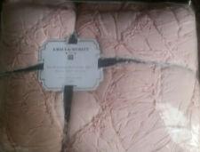 Pottery Barn Teen Emily & Meritt Parisian Petticoat Twin Quilt Blush Pink