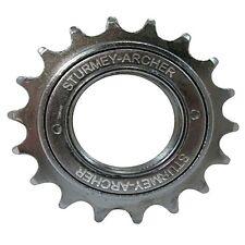 "Freilaufkranz Sturmey Archer Single Freewheel Ritzel 1fach 17 Zähne 1/2 x 1/8"""