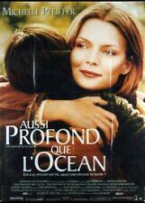 affiche du film AUSSI PROFOND QUE L'OCEAN 40x60 cm