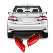 Tail Rear Bumper Reflector Brake Light Led For 2011-2012 Toyota Corolla Lexus Ct