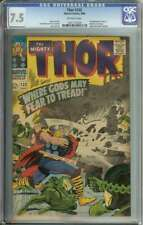 THOR #132 CGC 7.5 OW PAGES